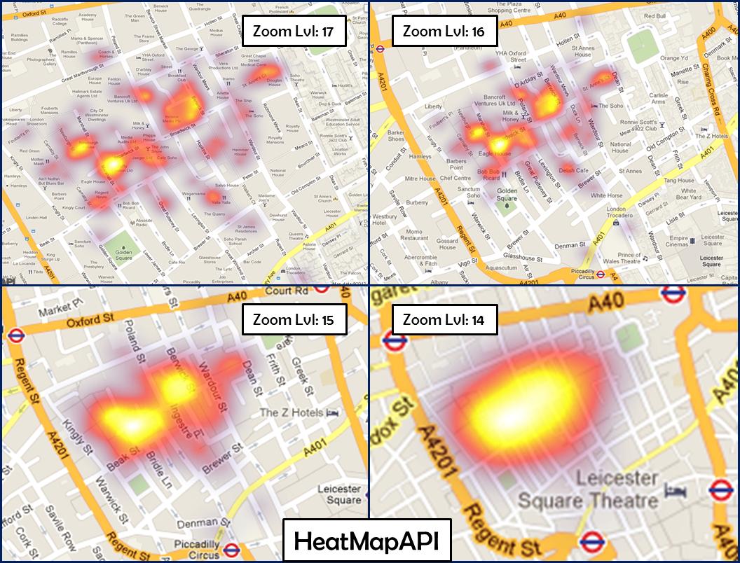 Mapview Heatmap R