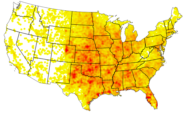 View of Understanding the Heat Map | Cartographic Perspectives
