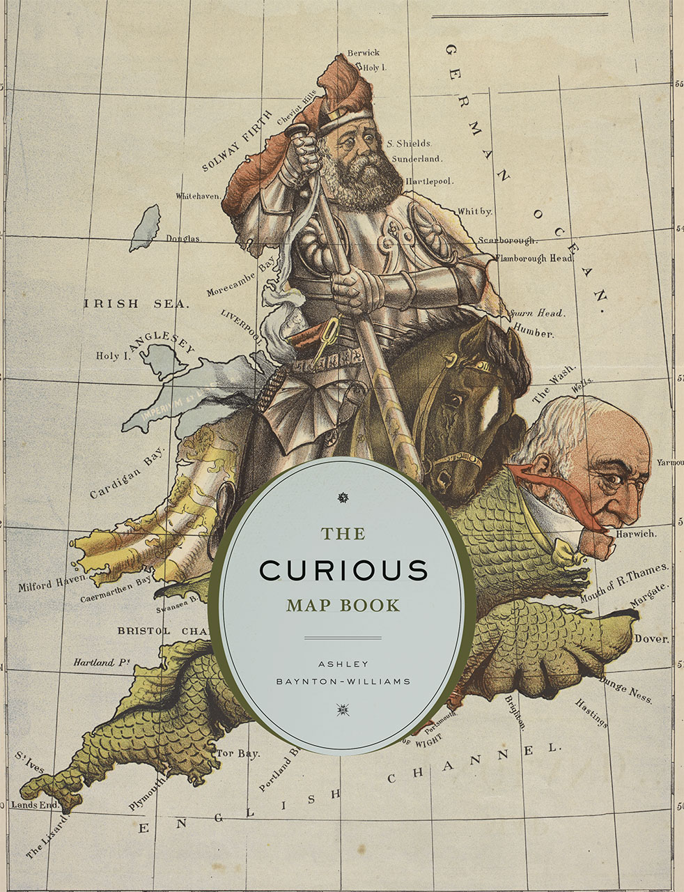 View Of Review Of The Curious Map Book Cartographic Perspectives