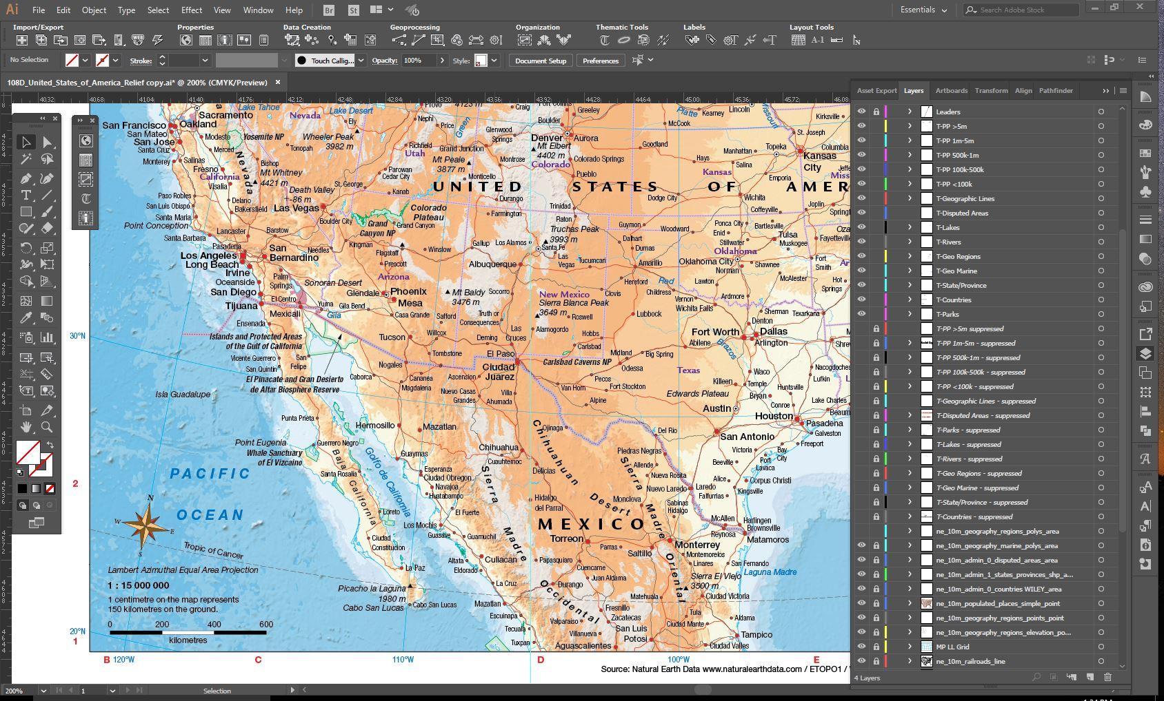 Indexing the Jacaranda Atlas