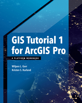 View of Review of GIS Tutorial 1 for ArcGIS Pro