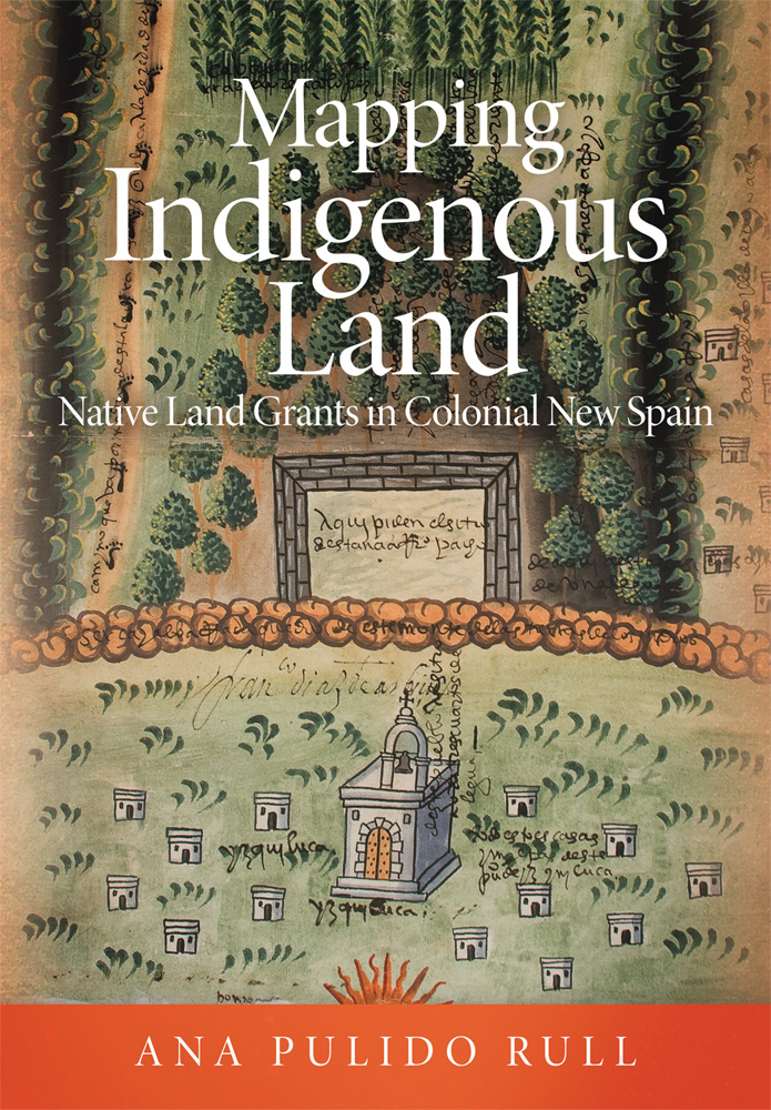 Image of Mapping Indigenous Land Book
