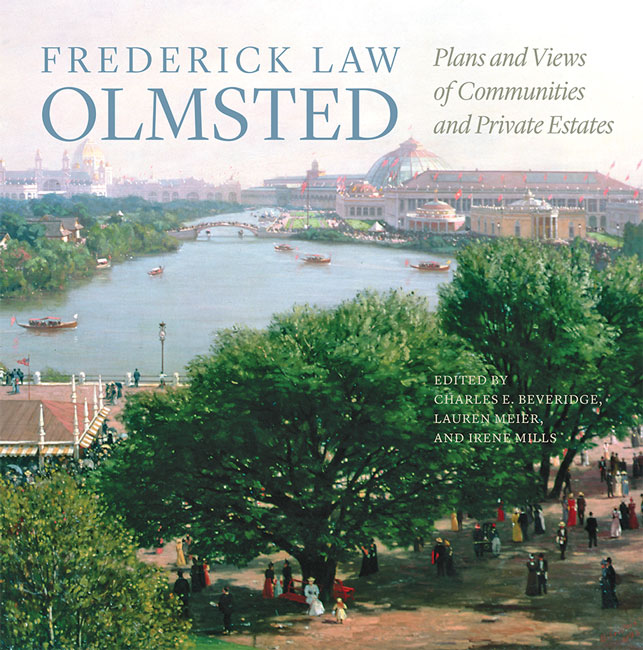 Frederick Law Olmstead Book